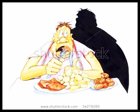 stock-photo-stressed-fat-man-eating-34279285