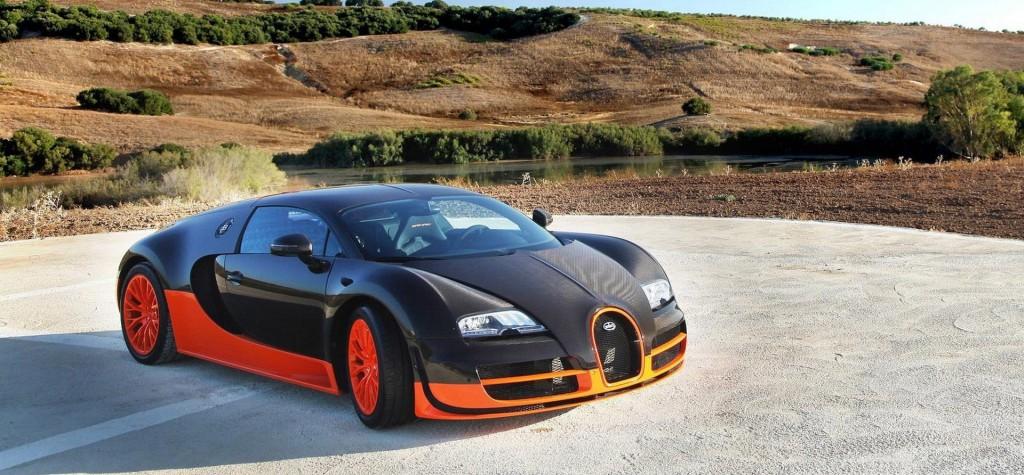 বুগাট্টি ভেয়রন সুপার স্পোর্ট (Bugatti Veyron Super Sport)
