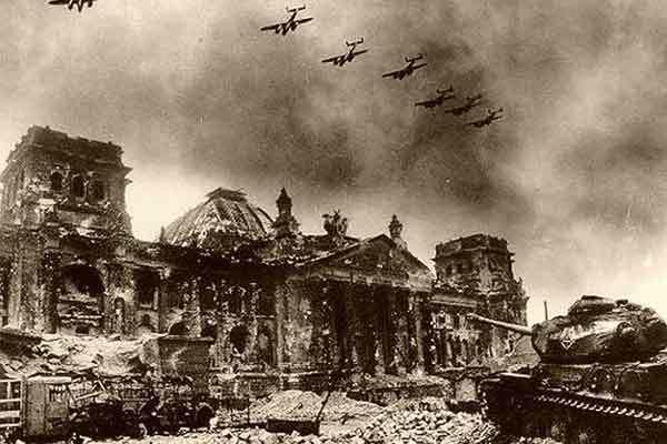 দ্বিতীয় বিশ্বযুদ্ধ