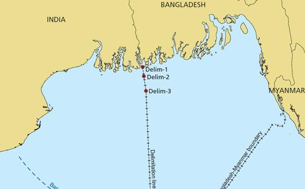 বাংলাদেশ ভারত সমুদ্রসীমা