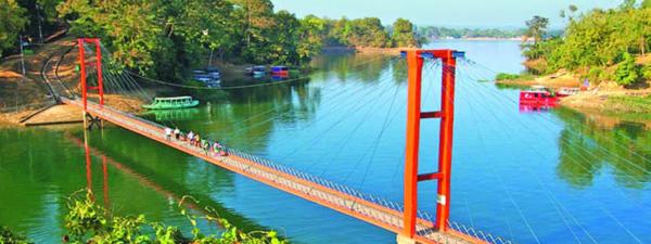 রাঙ্গামাটি ঝুলন্ত ব্রিজ