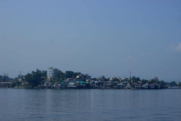 রিজার্ভ বাজার ঘাট - রাঙ্গামাটি